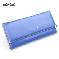 Wholesale Dresses Party Shopping Free - Promotion! 2017 hot Fashion Lady Bag Women Wallet Bag Popular Purse Long Bags PU Handbags Card Holder party Gift Free shopping