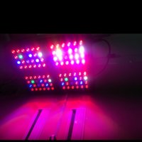 Wholesale Promote Growth - Four modular plant growth lamps promote growth and flowering 288w plant growing light for commercial greenhouse
