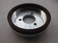 Wholesale Disc For Grinding Wheel - Resin Bond Grinding Disc Resin Abrasive Cup Wheel for Glass Edger Machine Free Ship Grit #240