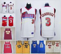 Wholesale Basketball Parks - Richmond 22 Timo Cruz Jersey USA Dream Team 45 Donald Trump Basketball Jerseys Park 1 Fredro Starr Shorty Hollywood Movie Red White