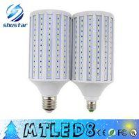 Wholesale Super Bright Ceiling Light - Super Bright Led Corn light 50W 60W 80W 5730SMD E27 E40 E26 B22 Corn Bulb Lamp Pendant Lighting Chandelier Ceiling Spot Light