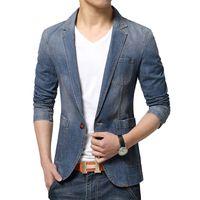 Wholesale stylish coats for winter online - winter high quality fur blazer man coat Long sleeve men fashion jacket blazer for stylish men new arrivals slim fit blazers