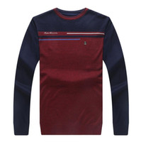 Wholesale Super Man Sweater - Wholesale- 2017new arrival super Large Sweater hihg qualtiy Men fashion casual spring autumn plus size L XL 2XL 3XL 4XL 5XL 6XL 7XL 8XL 601