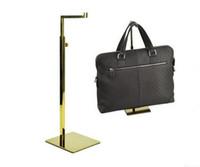 Wholesale clothes display stands online - 10pcs new Handbag Display Stand  adjustable metal Bag Holder Stand 0d7baff8fbb68