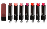 Wholesale korean long lasting lipstick resale online - High Quality CE Eunhye House Matte LipStick korean lipstick Triangle Lip Cream Moisturizing Long Lasting korean Makeup Cosmetic DHL SHIP