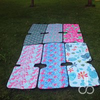 Wholesale Wholesale Canvas Wraps - Lilly Floral Seat Cover Wholesale Blanks Crown Canvas Chair Cover Available in 6colors Holiday Home Decorater Wraps DOM106662