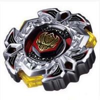 brinquedos de rapidez venda por atacado-Beyblades Crianças Brincar BEYBLADE 4D RAPIDITY METAL FUSÃO Beyblades Toy Blitz Unicorno Atacante 4D Metal Fury Beyblade - USA SELLER! AA1