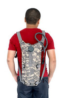 Wholesale Acu Hydration - Good deal 2.5L TPU Hydration System Bladder Water Bag Pouch Backpack Hiking Climbing-ACU camo
