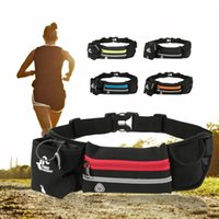 Wholesale Fanny Pack Water Bottle - Light weight Waist Pack Outdoor Sports Cycling Fanny Pack Travel Marathon Running Belt Water Bottle Carrier Bag Pouch