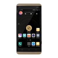 Wholesale hd video frame - Android 7.0 Goophone V20 3G WCDMA Quad Core MTK6580 1GB 4GB 5.5 inch IPS 1280*720 HD 5MP Camera WiFi Micro Sim Card Metal Frame Smartphone