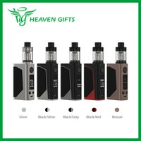Wholesale joyetech evic e - 228W Joyetech eVic Primo 2.0 with UNIMAX 2 Full Kit Without Battery Large airflow and pure flavor e-cig kit Applicable for various Atomizers