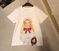 Wholesale Women S High End Wholesale - Brand fashion women's high-end luxury T-Shirt