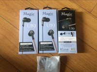 Wholesale Cheap Headphones Bass - Universal cheap Earphones Headphones With MIC 3.5MM Jack Stereo Bass For samsung iPhone 6 6s 7 with retail