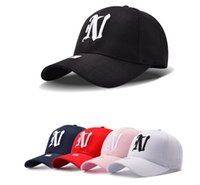 Wholesale Topi Snapback - Baseball Cap Women Casual Unisex Sports Topi Caps Embroidery Letter Hats Hip Hop Fashion Accessorie Snapback Casual cap KKA1984