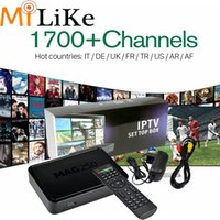 Wholesale indian iptv box for sale - Group buy mag Linux box with iudtv Live Full Europe iptv channels Poland Romania Turkey Indian USA Germany Spain Portugal Holland mag250 iptv