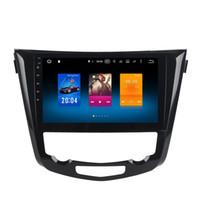 nissan dvd navigation großhandel-Für Nissan X-Trail 2014 2015 2016 Android 6.0 Octa Core Autoradio Autoradio Stereo GPS Navigation Multimedia Medien System Sat Nav NO DVD