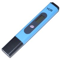 Wholesale Portable Hardness Test - Wholesale- Portable TDS RJ-048 LCD Display 0-9990ppm Water Quality Test Pen Hardness Analyzer