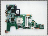 Wholesale Hp Laptop Mainboard - 646176-001 for HP CQ43 CQ57 Laptop Motherboard for intel HM55 ATI HD 6370 DDR3 Mainboard full tested