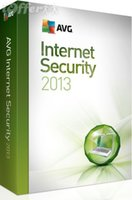 AVG Internet Security 2014 2013 Software antivírus 4 anos 3PC