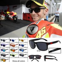 Wholesale holbrook blue for sale - Fashion Holbrook Style Sunglasses VR46 Julian Wilson MotoGP Signature Sun Glasses Sports UV400 Oculos Goggles For Men