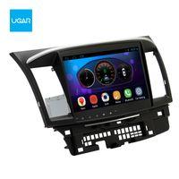 Wholesale mitsubishi radio bluetooth resale online - 10 inch Quad Core Android Car GPS Navigation for Mitsubishi Lancer Multimedia Player Radio Wifi