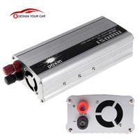 usb otomobil toptan satış-Toptan-1500W WATT DC AC 230V Taşınabilir Otomobiller Araç Power Inverter Şarj Dönüştürücü Trafo Araç AC Şarj için 12V