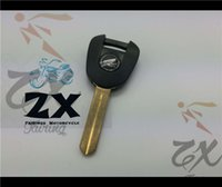 Wholesale Honda Replacement Key - 8PCS Motorcycle Replacement Key Uncut For HONDA GL1800 F6B The new