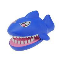 детские игрушки для мальчиков оптовых-3 шт./лот новые электронные домашние животные акула игрушка укус палец руки сложно пародия большой рот акула со злым смехом и светящиеся глаза детские игрушки