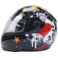 Wholesale Gsb Helmets Motorcycle - Wholesale- GSB toddler motorcycle helmet ABS shell kids helmet size for 48-54cm head