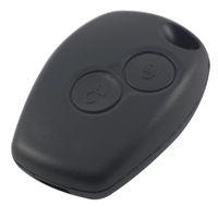 cas à distance pour les voitures achat en gros de-2 Boutons Clé De Voiture Shell Remote Fob Cover Case Pour Renault Dacia Modus Clio 3 Twingo Kangoo 2 AUP_40G