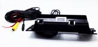 Wholesale Car Camera Mondeo - Trunk handle camera for 2014,2015,2016 FORD Mondeo Night vision HD 600 TVL car camera