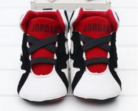 chaussures de coton pour bébé nouveau-né achat en gros de-CHAUD nouveau-né nourrisson enfant sport sneaker bébés garçons filles coton casual géométrie chaussures précurseur une paires