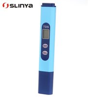 Wholesale Ppm Stick - Wholesale- 20psc lot Digital PH Meter LCD TDS Tester mini Water Quality tester for aquarium medidor Filter Purity Pen Stick 0-9999 PPM