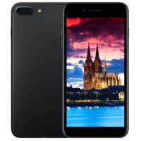 Wholesale Real Goophone - ERQIYU goophone i7 plus Real 4G LTE Touch ID 4GB RAM 64GB ROM Cell phoneAndroid 7.0 MTK6592 Octa Core 1920*1080 MP3 smartphones