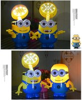 Wholesale Despicable Stuffed Minions - 171217 New Arrival Hot Selling Despicable Me Minions Kevin Stuart Bob Piggy Bank Stuffed Animals & Plus Birthday Gift Childrern Toys