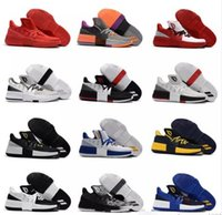 Wholesale Chinese Canvas Sneakers - 2017 Damian Lillard Boost Basketball Shoes For Men d lillard Dame III BHM Dame 3 Roots Chinese New Year Sports Sneakers Size 7-12