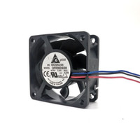 Wholesale Large 24v Fans - Original Taiwan 6025 24V 0.26A 6CM QFR0624UH 60mm * 60mm * 25mm three-line large air volume double ball cooling fan