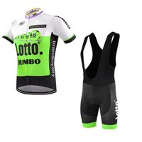 Lotto Pro Team Cycling Jersey Bike Clothing Breathable Bicycle Clothes  Short Sleeve Set Sportwear China Cheap ropa ciclismo F1607 ... e8624288a