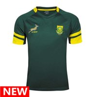 springbok rugby - Rugby shirt Top quality South Africa rugby jerseys rugby shirts Springboks Outdoor sportswear