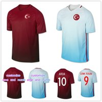 0c72a9f5a3b turkey 9 cenk tosun home mens adults 2016 2017 country national team ...