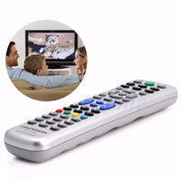 Wholesale Remote Controller Dvr - Wholesale- 2016 new arrival Universal Smart Remote Control Controller With Learn Function For TV CBL DVR SAT hot