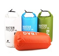 Wholesale Buoy Vest - Durable 10L Outdoor Waterproof Dry Bag Life Vest & Buoy Floating Swimming Beach Rafting driftage Bag For phones Container