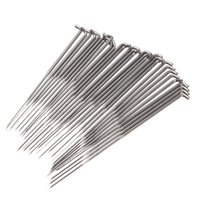 Wholesale Felt Craft Kits - Practical 30pcs Mixed Felting Needles DIY Handmade Wool Pin Felt Tools Kits Embroidery Craft Knitting Accessories 90mm 85mm 75mm