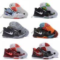 Wholesale Youth Skis - 2017 New Kyrie 3 III Basketball Shoes Women Kids Youth High Quality Outdoor Kyrie Lrving 3 Training Sneakers Sport Shoes Size: EUR 36-40