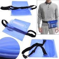 Wholesale Underwater Camera Iphone - Waterproof Swim Drift Diving Bag Underwater Dry Shoulder Waterproof Waist Belt Bag for iphone 6 7 case cover camera