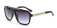 Wholesale Golden Burst - Quick sell through the bursts of sunglasses men and women fashion universal glasses factory direct sunglasses 2501