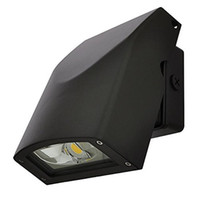 Wholesale ac hid - Adjustable Head Led Wall Pack Lamp Waterproof 50W 80W Led Outdoor Landscape Lights 150W-300W MH HPS HID Replacement AC 110-277V UL DLC FCC