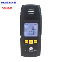 Wholesale GM8805 CO Air Monitor Gas Analyzers Handheld Carbon Monoxide Detector Meter