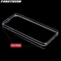 Wholesale Mm Soft Case Iphone - Ultra Thin Soft GEL TPU Case For Apple iphone 6s 5s SE 4S iphone6 0.6 MM Transparent Silicone Shockproof Cover