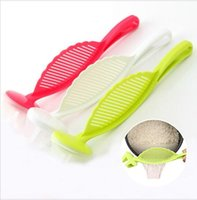 Wholesale Egg Beat - Cleaning Rice Beans Washing Sieve Rice Strainers Rice Washing and Beating Egg Beating Debris Filter Kitchen Clips Tools KKA1930